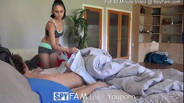 Stepbrother sex